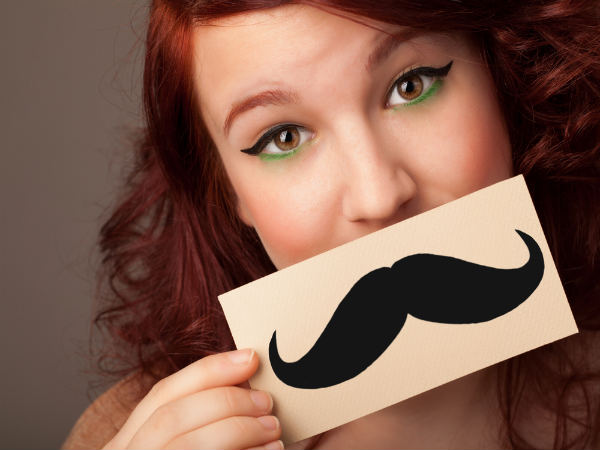Four Reasons Women Find Mustaches Sexy