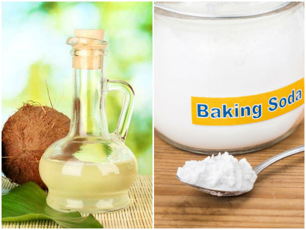 Use Coconut Oil And Baking Soda To Look Years Younger