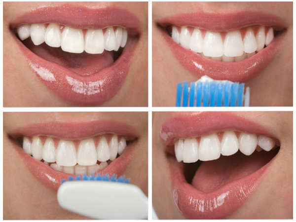 How to remove stain from the teeth