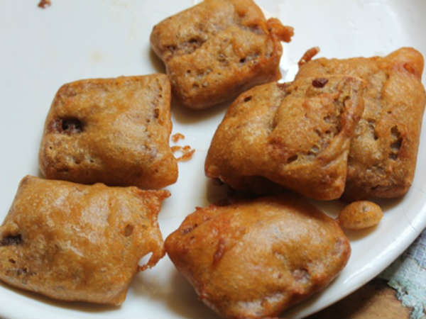 Crispy Bread Bajji Recipe