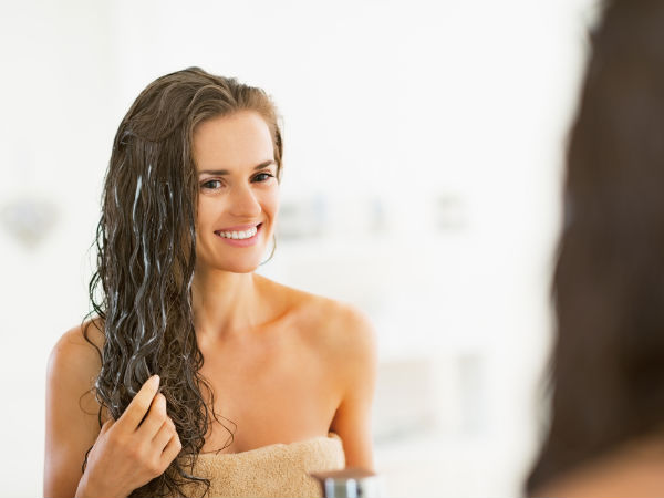 Olive Oil Hair Conditioner For dry Hair