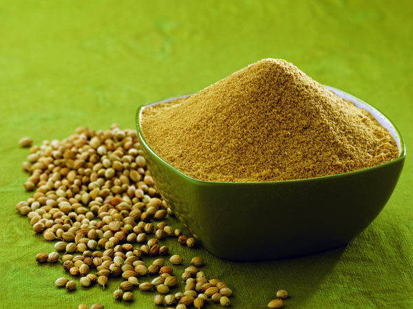 Health benefits of coriander seeds