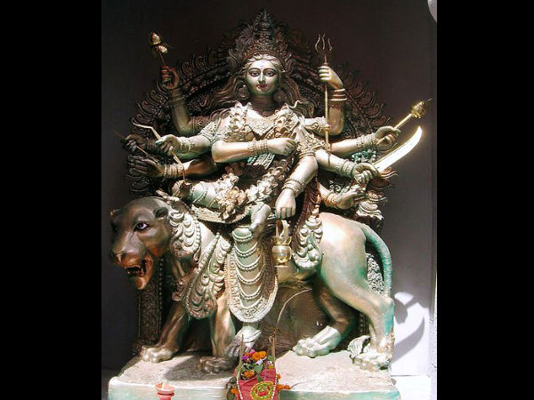 Significance Of The 5 Days Of Durga Puja