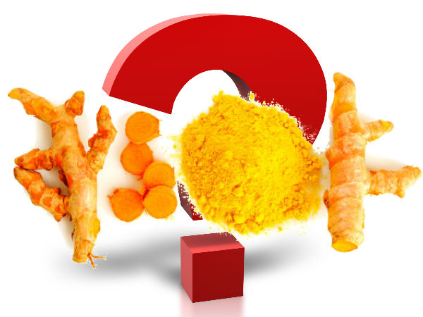 Stop Using Turmeric If You Are in These Six Type of People