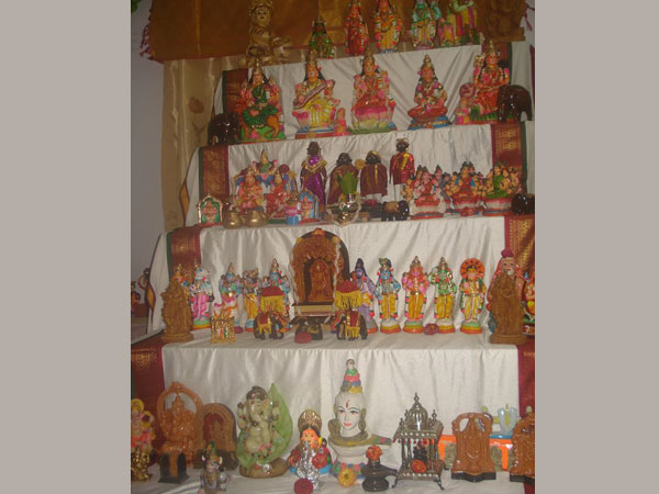 Ways of Dasara Doll Festival is Celebrated