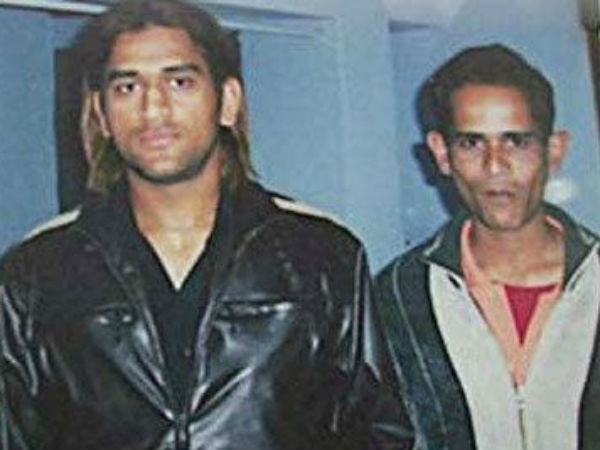 Why Did Maahi Omitted His Brother In M.S. Dhoni Biopic?
