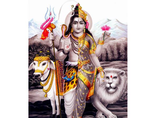 அர்த்தநாரீஸ்வரர்!