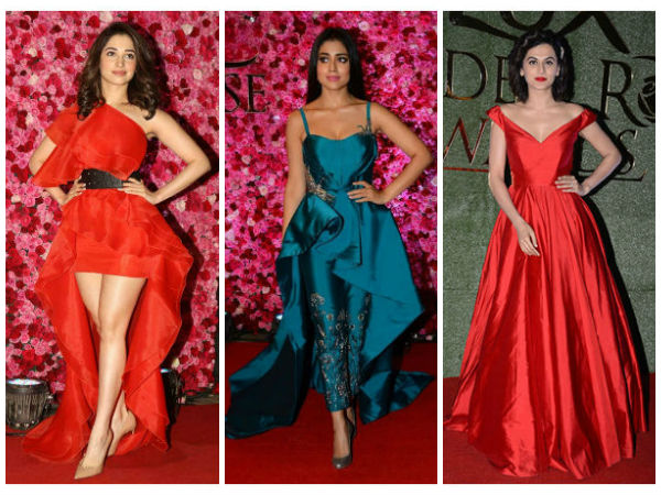 Lux Golden Rose Awards: Catch The Best Lookbooks At The Red Carpet