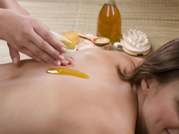 Massage oils to rejuvenate your body