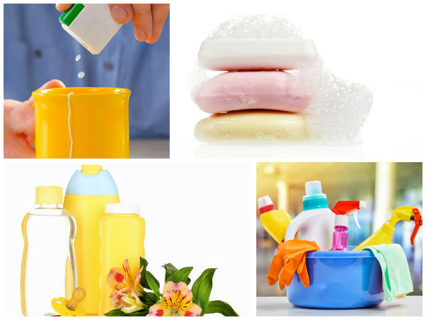 Common Household Products To Be Banned Because They Are Believed To Cause Skin Cancer