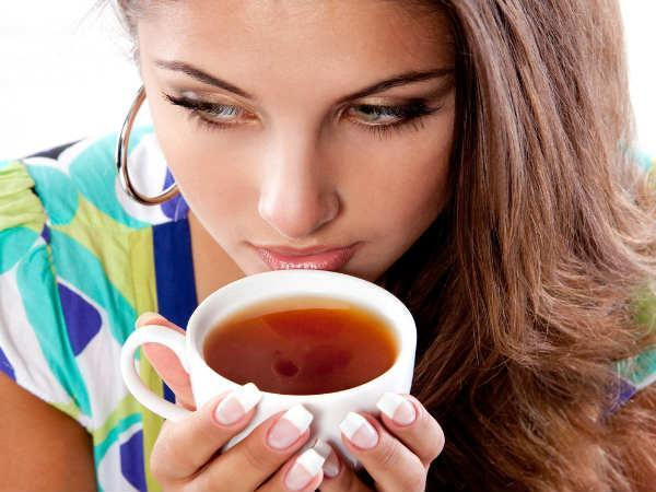 How to drink gree tea to reduce weight