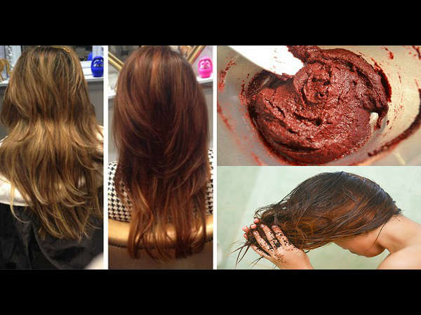 Learn How To Refresh Or Dye Your Hair Without Hair Dye
