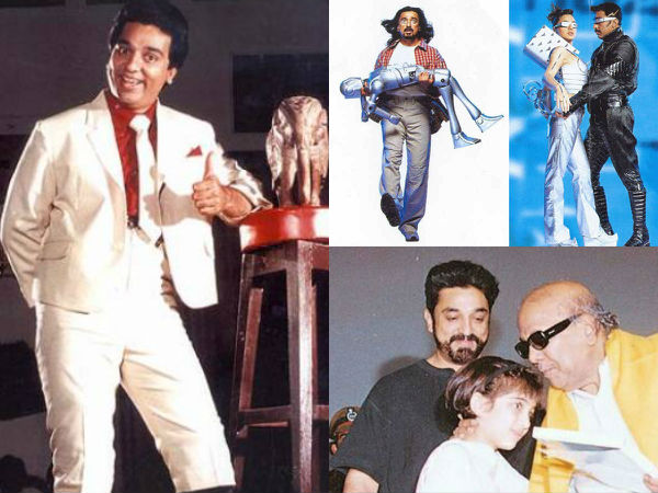 Top 10 Unknown and Interesting facts about Kamal Haasan