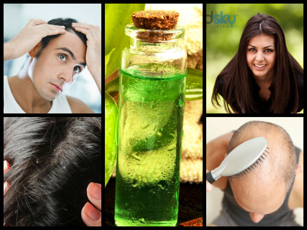 How to use tea tree oil to stimulate hair growth