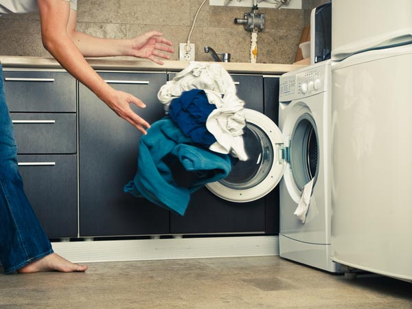 Avoid dryer to dry cloths