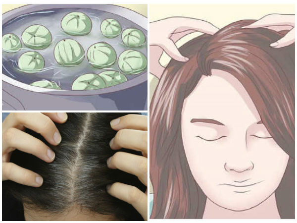 Amazing Recipe: Say Goodbye To Gray Hair after Using This for 2 Week!