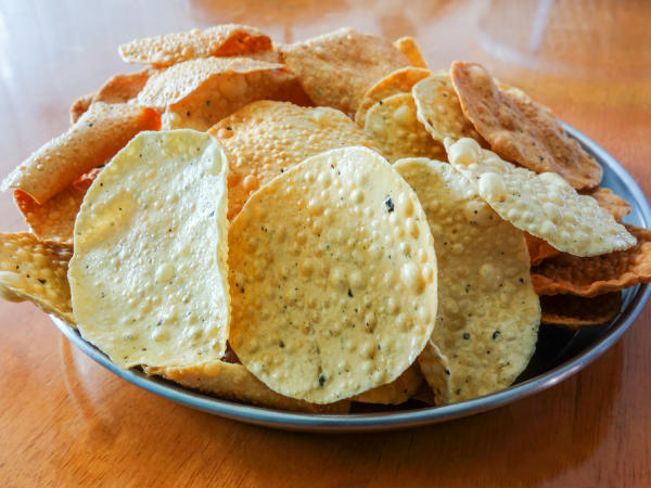 Is Eating Papad Making Your Body Unhealthy