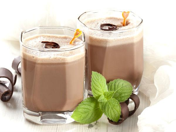 coffee milkshake recipe for christmas and new year