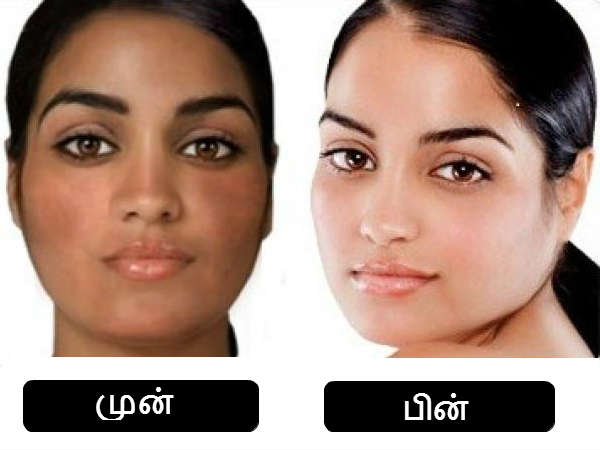 Natural Bleaching Agents To Lighten Skin Tone!