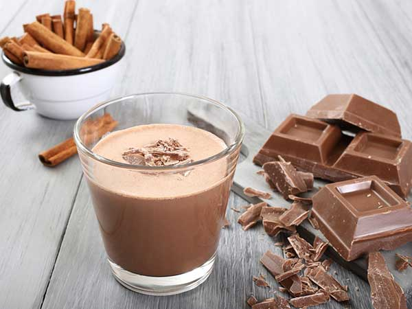 The 1-Minute Chocolate Smoothie That Burns Fat And Reduces Anxiety