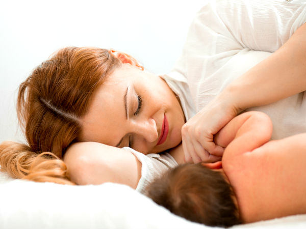 Ayurvedic Home Remedy To Increase Breast Milk In New Mothers