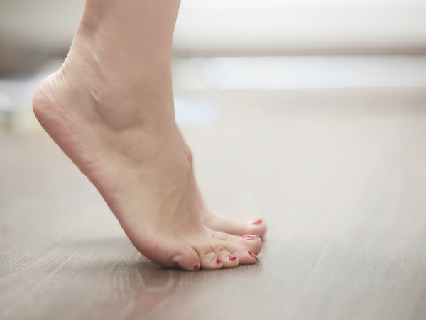 How to get soft heels using home remedies