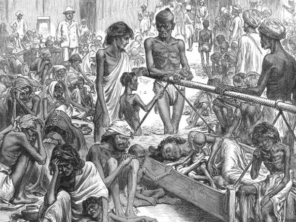 The Great Famine of 1876–78, Which Killed Almost 1 Crore People in South India