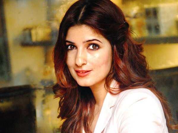 Sex is always important at Every Stage: Twinkle Khanna!