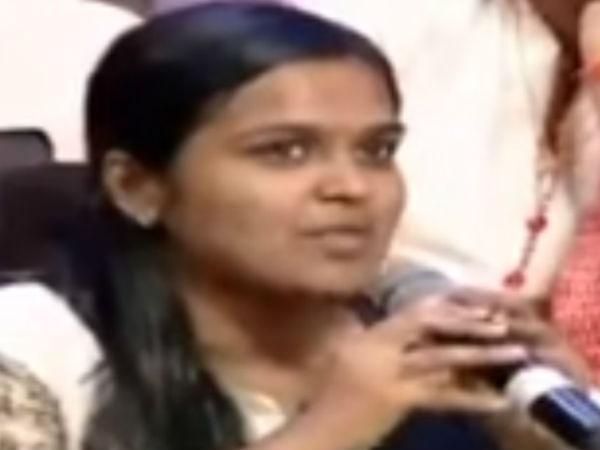 நீயா, நானா ஹெலிகாப்டர் பெண்ணுக்கு வந்த புதிய பிரச்சனை!