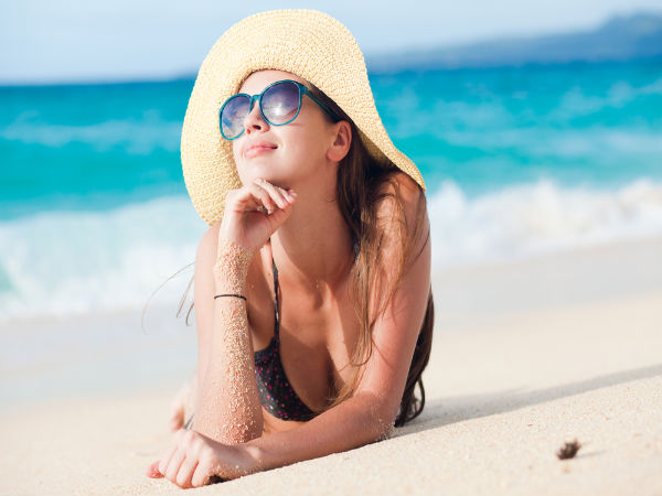 Simple tricks to take care of your skin in summer