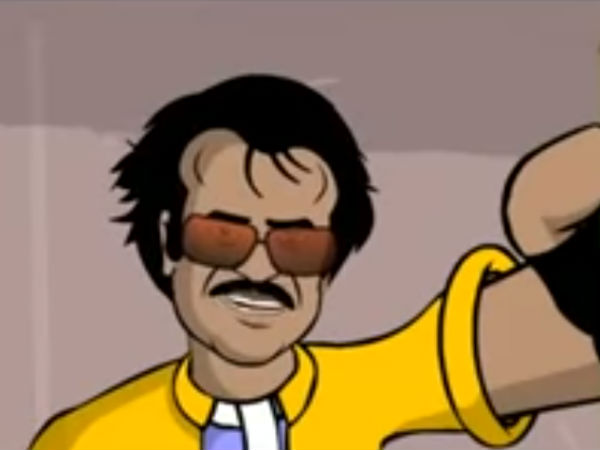 Top Rajinikanth jokes