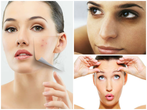 Put An End To Dark Spots, Acne, Wrinkles And Discoloured Skin