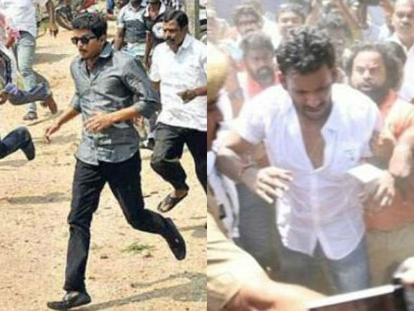Tamil Celebrities Who has been Beaten in Public Places!