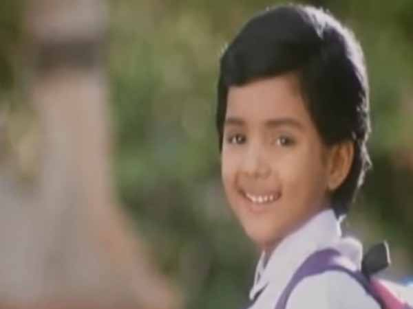 Do You Know What This Suryavamsam Kid Doing Right now?