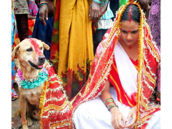 Shocking Examples Of Human-Animal Marriage Tradition Followed In India & Abroad