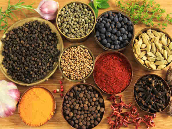 Secrete of Spices that how prevent cancer cells