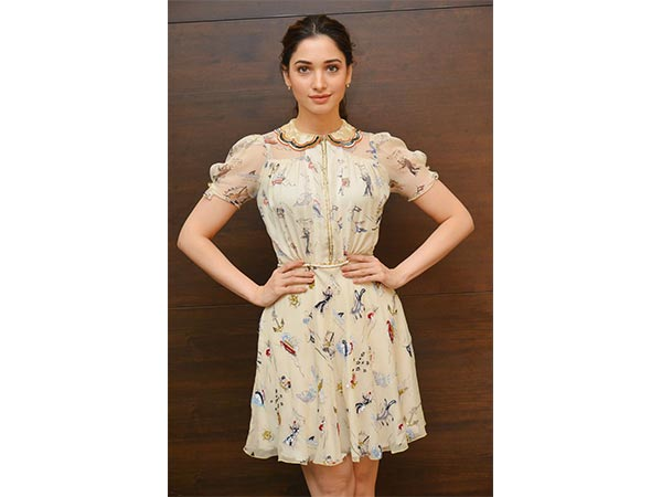 Tamannah's secrete of Fitness and her diet