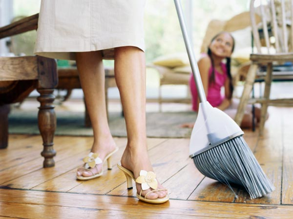 Did you know house cleaning agents may cause for birth defects