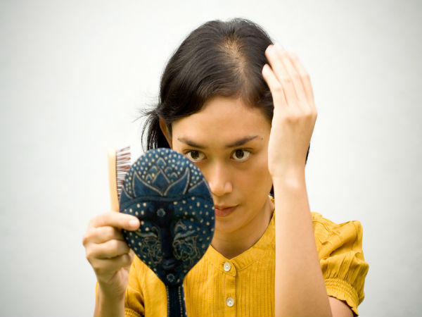 An Ayurvedic remedy for hair loss