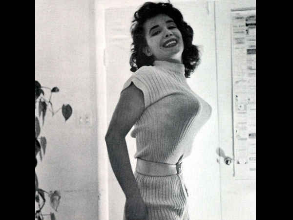 Vintage Photo Collection of 1940s Famous Bullet Bra!
