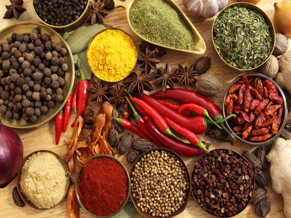 Worlds Healthiest spices