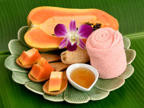 Beauty benefits of Papaya for your skin