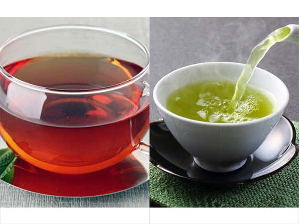 Green tea or Black tea-which is the best? Impacts of drinking tea many times