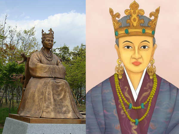 Is Korean Queen Heo Hwang-ok is a Tamil Woman Sempavazham? A Mystery Behind History!