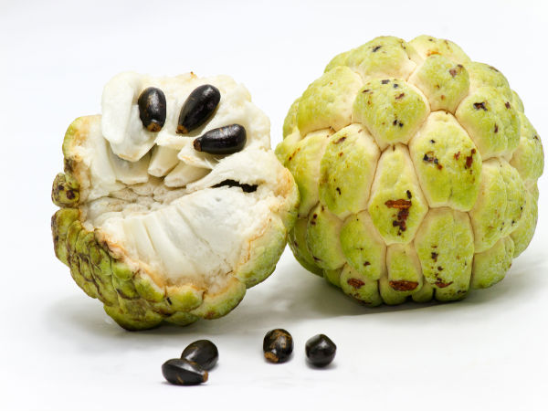 Health benefits of custard apple and its medicinal properties