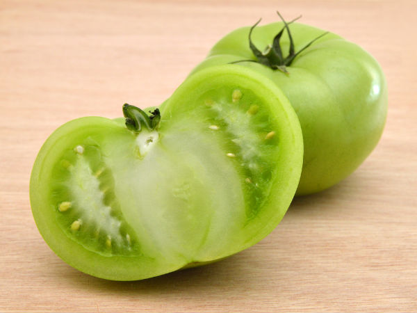 Green Tomato Remedy To Reduce Varicose Veins