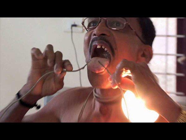 ராஜ் மோகன் நாயர்!