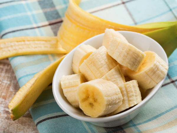 banana skin beauty tips