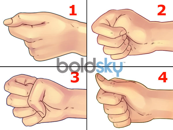 Fist Shapes That Reveal Your Personality's Secrets!