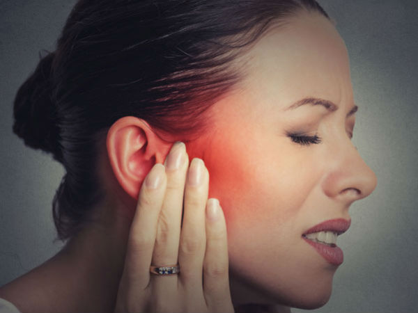 Diseases and their symptoms of ear